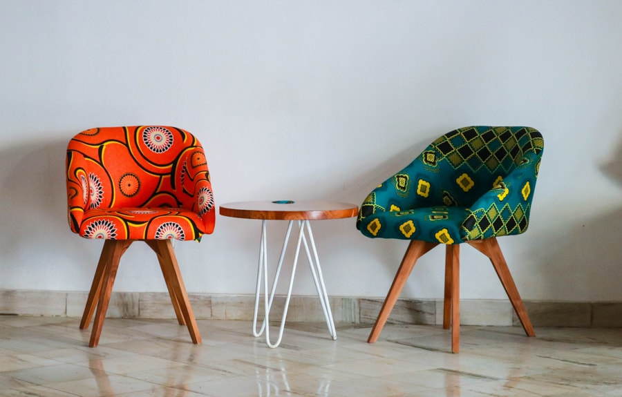 art chairs color 1350789 min 5 идей декора своими руками