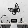 Бабочка Bogota: настенная декорация из металла