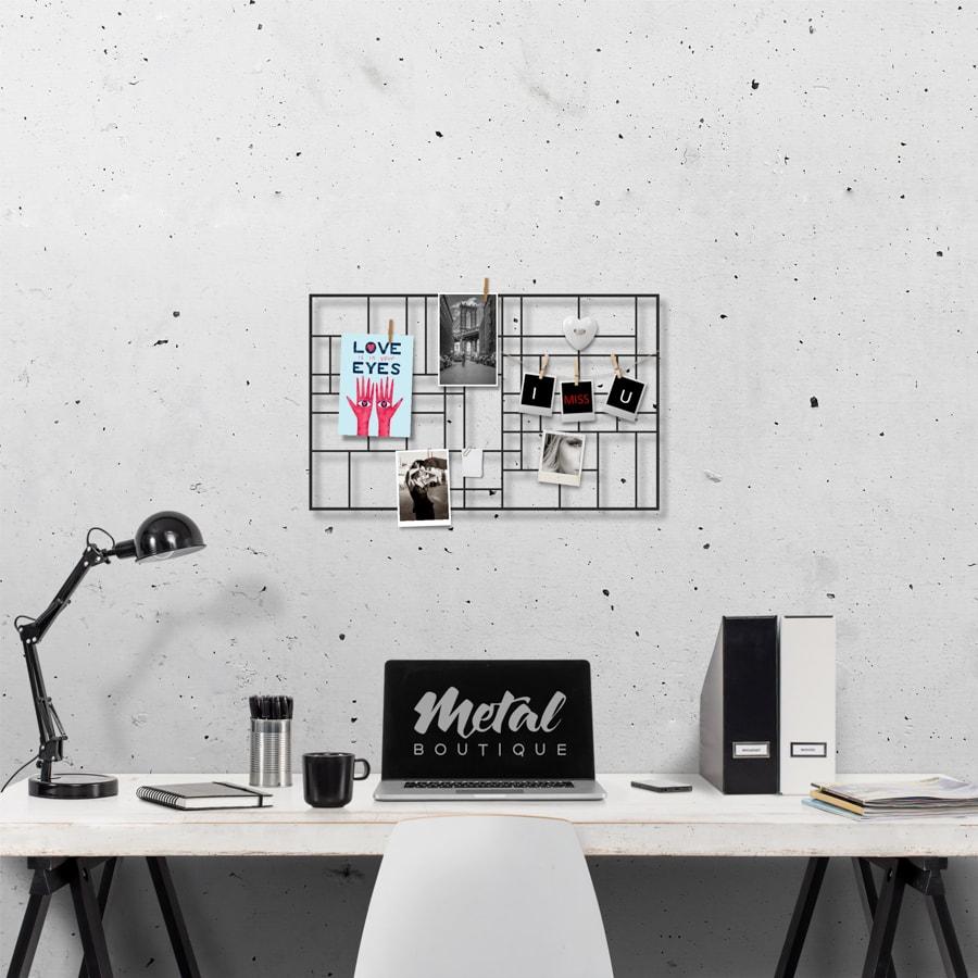 Мудборд: декор из металла на стену