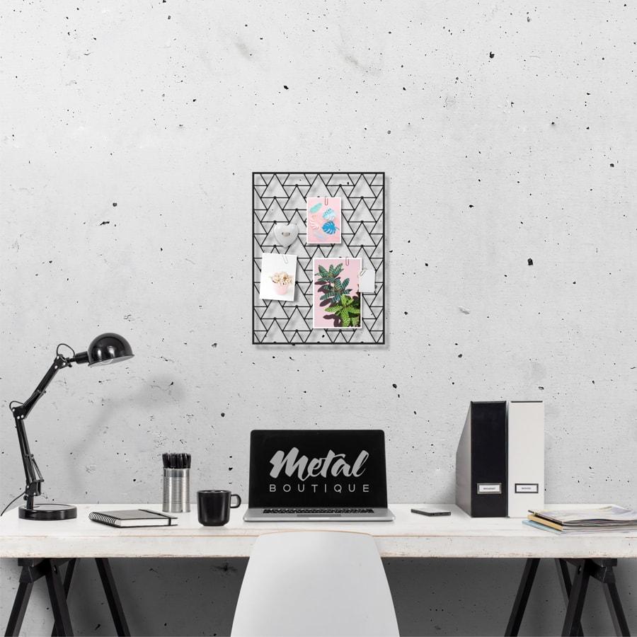 Мудборд Maple: настенный органайзер из металла