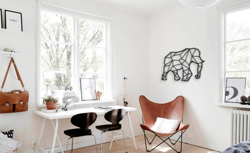 Скандинавский стиль дизайна в интерьере