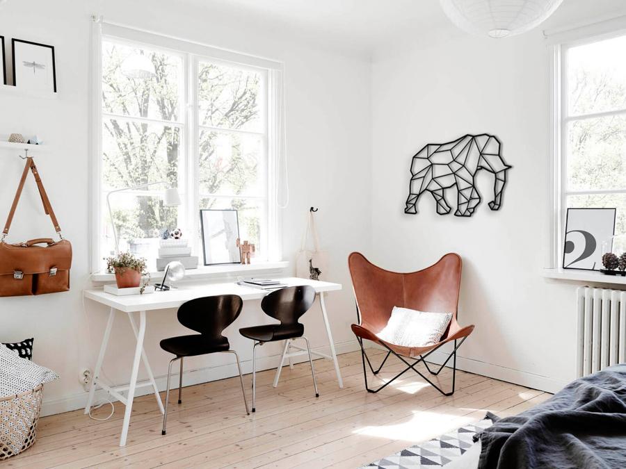 11 Скандинавский стиль дизайна в интерьере